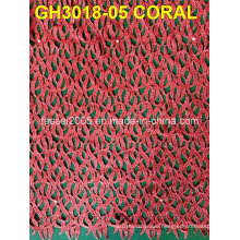 2015 New Arrive Good Quality Cheap African Guipure Lace Fabric/Cord Lace /Cuipure Lace