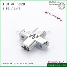 Dobradiças de caixa redonda F606B de alta qualidade linda