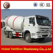 10m3, 10cbm, 10 camion cube mélangeur de ciment