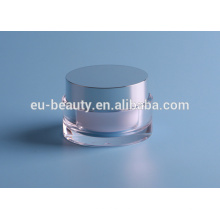 Garrafa de creme cosmético Light Glass