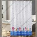 Happy Raining Shower Curtain PEVA\PVC\EVA\100% Polyester