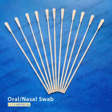 Disposable viral transport Swabs