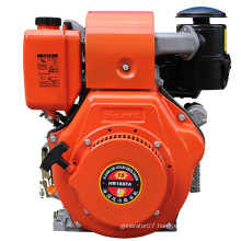 Air-Cooled Diesel Engine Luxury Type Spline Shaft Electric Start (HR188FAE)