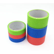High Quality Colorful Customized Masking Tape Crepe Paper