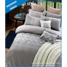 Baumwolle Polyester Patchwork Duvet Cover (Set)