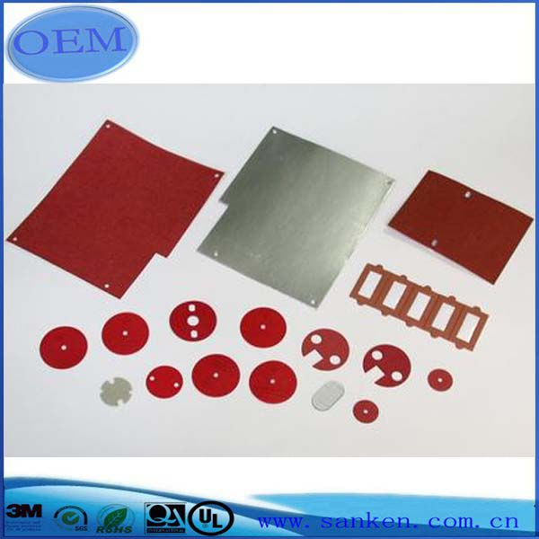red vulcanized fiber insulation gasket,washer,spacer (4)