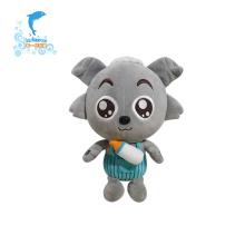 jouet de bébé en peluche personnalisé avec jeux d'interaction
