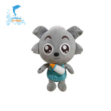 custom plush baby toy with interaction games