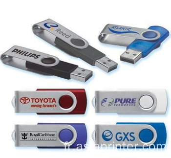 Carte SD et USB Drive Desktop Pad Printer