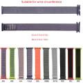Apple watch velcro hook loop band strap
