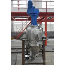 LFGG-Machine cylindrique de réaction, filtration et séchage à cône-cône