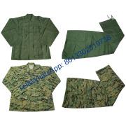 Wholesale Cheap  Camouflage Military Battle Dress Uniform