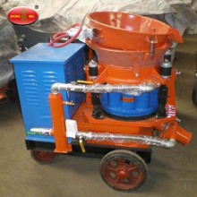 Hsp-7 Mining Construction Wet Mix Shotcrete Machine