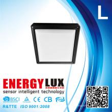 E-L34A Aluminio Die Casting cuerpo E27 luz de techo al aire libre