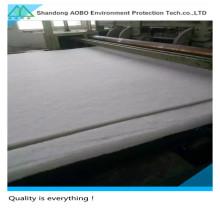 ouate de fibre de polyester liée thermiquement pour le vêtement et le textile de maison