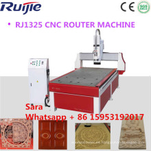 China 1325 CNC Router Machine Router CNC en venta