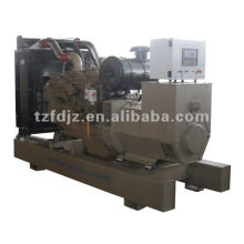 Tipo abierto 200kw sistemas de generador diesel con el motor CUMMINS