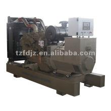 200квт открытого типа Дизель-генераторные установки с двигателем CUMMINS