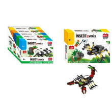 Boutique Baustein Spielzeug für DIY Insekt World-Spider
