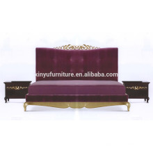 Popular diseño cama clásica BD8018