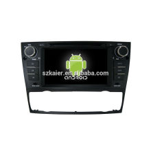 HOT! Auto dvd mit spiegel link / DVR / TPMS / OBD2 für 7 zoll touchscreen quad core 4.4 Android system BMW3 (AUTOMATIC)