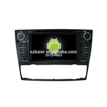 HOT! Voiture dvd avec lien miroir / DVR / TPMS / OBD2 pour 7 pouces écran tactile quad core 4.4 Android système BMW3 (AUTOMATIQUE)
