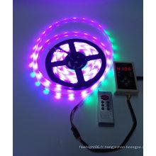Bande numérique étanche IP65 5050 LED RVB