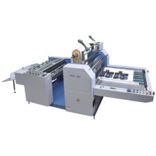 MACHINE DE LAMINAGE SEMI-AUTO YFMB-920C / 1100C