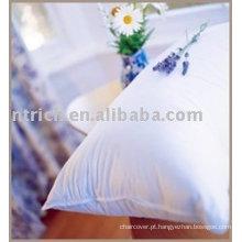Travesseiro de poliéster branco interno, travesseiro do hotel interno, travesseiro interno interno