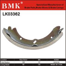 Patins de frein respectueux de l'environnement (K3362) pour Mazda