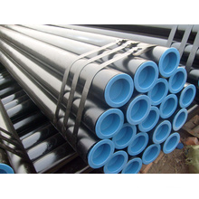 ASTM A53-B Seamless Carbon Steel Pipe Without Zinc Coating