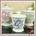 Ensemble de boîtes en céramique pour café, thé, sucre