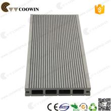 China deck plataforma de exportação WPC decking deck anticorrosivo deck de madeira de borracha