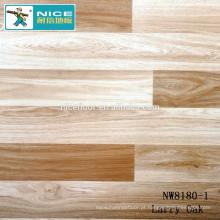 NWseries Larry carvalho Revestimento de madeira do parquet HDF núcleo Revestimento do parquet
