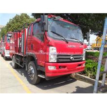 KAMA new design 4x2 civil fire truck
