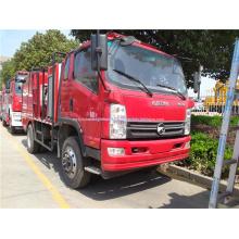 КАМА новый дизайн 4x2 гражданская пожарная машина