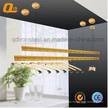 Hand-Kurbel-Aufhänger für Balkon-Tuch-Trocknung