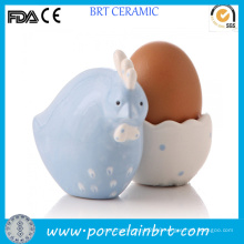 Vivid Chicken Ceramic Wholesale Egg Cups