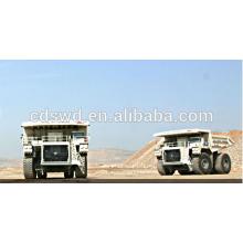 non-autoroute minier terex camion à benne basculante tr50 à vendre