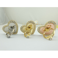 Custom Zinc alloy diamond ring phone grip hook