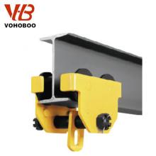 Carretilla hidráulica manual de acero de alta calidad de 2 toneladas