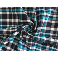 Billiga Pris Polyester Garnfärgad Shirting Fabric