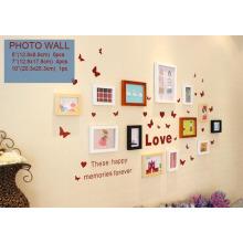 Disposições da foto (paredes)