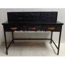 Industrie-Metall-Schublade Schreibtisch