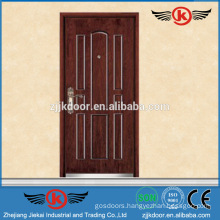 JK-A9050 decorative steel strong bar room swinging door