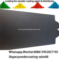 Elektrostatische Spray Epoxy Polyester Hybid Powder Coating Paint