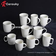 Cerouky meilleure vente en gros de tasse de café en céramique d'hôtel