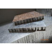 Paneles de panal de aluminio Materiales de construcción Paneles de revestimiento de pared