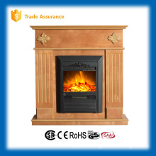 "21"" classic insert electric fireplace large room heater"