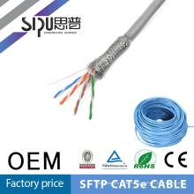 Cabo da rede do cabo cat5e stp SIPU alta qualidade